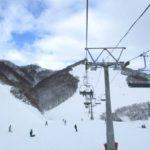 岩原スキー場最高!