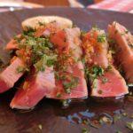 軽井沢、魚料理