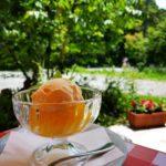 軽井沢、夏においしいデザート