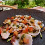 軽井沢、夏の前菜