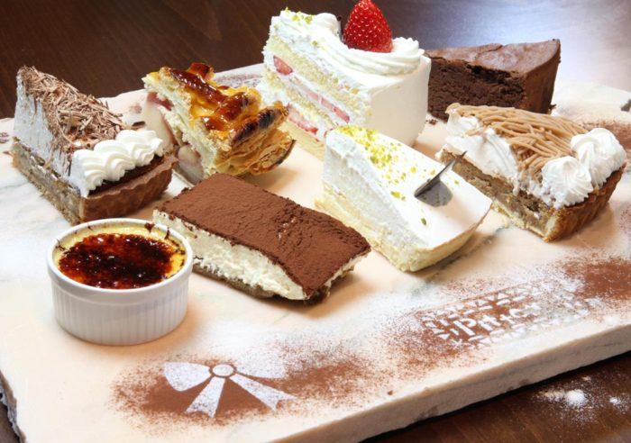 ピットーレ岩原本店 おすすめ手作りケーキ