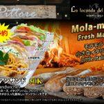 ピットーレ・バリ島 毎週土曜日はモラモラ出店中!
